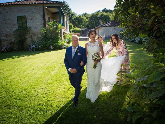 La boda de Jorge y Ocarina en Ourense, Orense 25