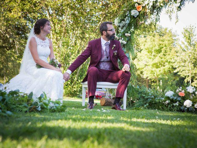 La boda de Jorge y Ocarina en Ourense, Orense 27