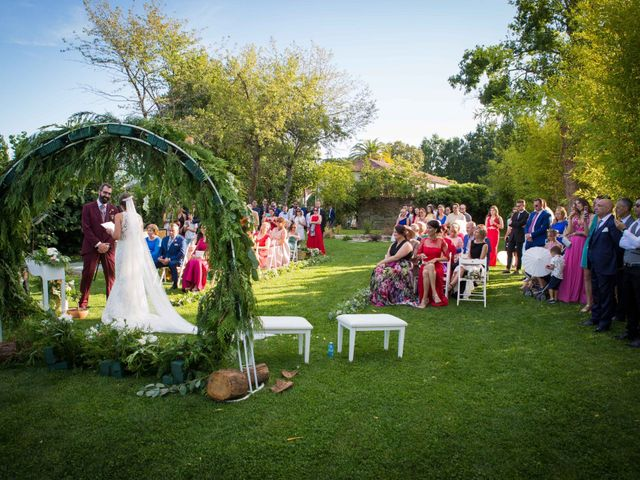 La boda de Jorge y Ocarina en Ourense, Orense 31