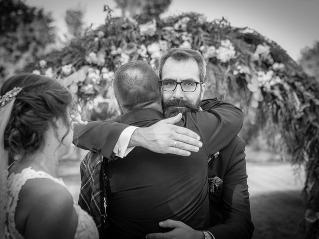 La boda de Jorge y Ocarina en Ourense, Orense 33