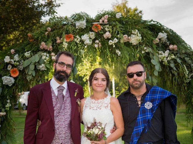 La boda de Jorge y Ocarina en Ourense, Orense 35
