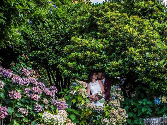 La boda de Jorge y Ocarina en Ourense, Orense 42