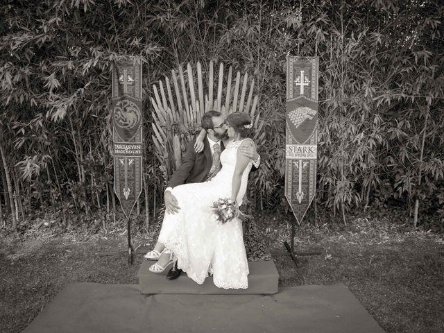 La boda de Jorge y Ocarina en Ourense, Orense 45