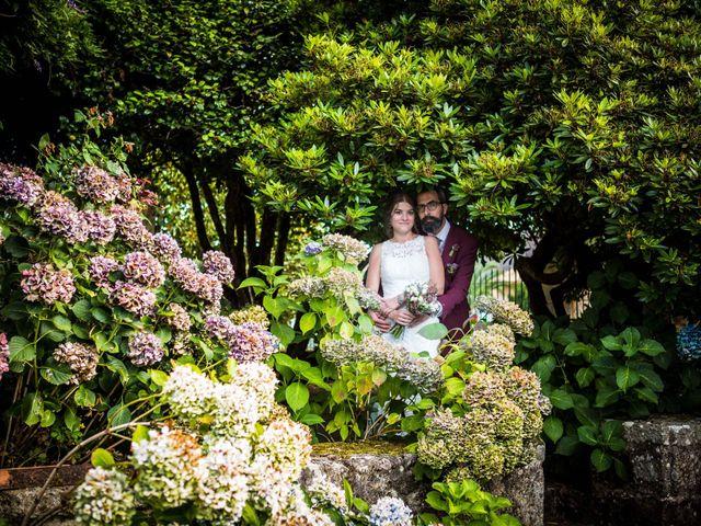 La boda de Jorge y Ocarina en Ourense, Orense 74