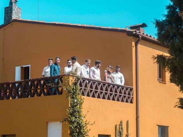 La boda de Marcos y Berta en Sant Antoni De Calonge, Girona 5