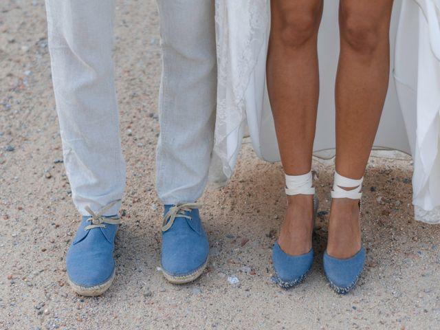 La boda de Marcos y Berta en Sant Antoni De Calonge, Girona 11