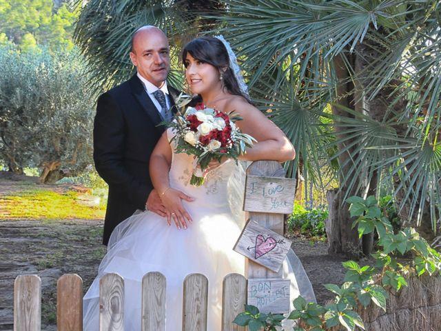 La boda de Jose y Verónica en Cervello, Barcelona 11