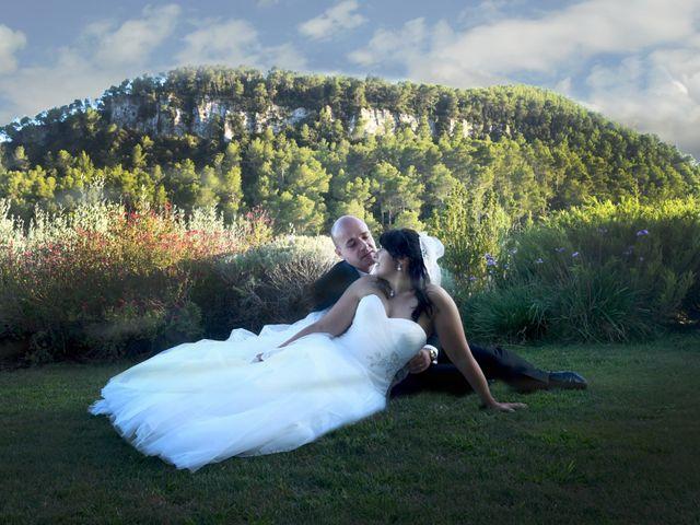 La boda de Jose y Verónica en Cervello, Barcelona 13