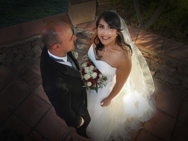 La boda de Jose y Verónica en Cervello, Barcelona 16