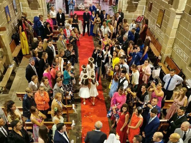 La boda de Juanma y Maria en Cabezabellosa, Cáceres 1