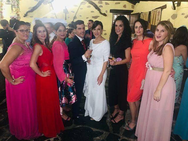 La boda de Juanma y Maria en Cabezabellosa, Cáceres 11