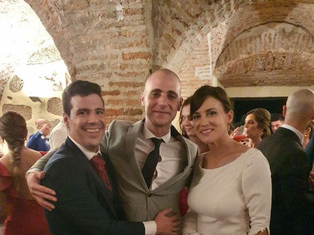 La boda de Juanma y Maria en Cabezabellosa, Cáceres 15