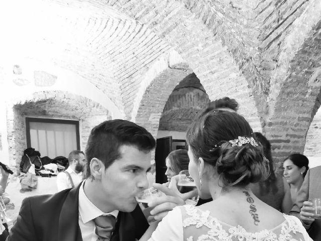 La boda de Juanma y Maria en Cabezabellosa, Cáceres 16