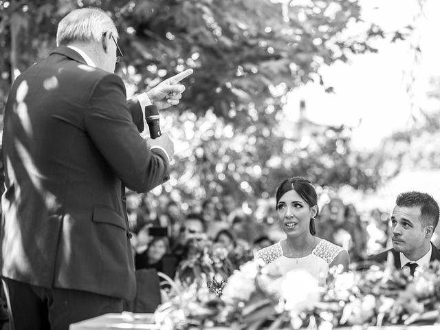 La boda de Gonzálo y Aitana en Laguardia, Álava 14