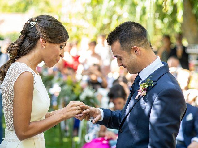 La boda de Gonzálo y Aitana en Laguardia, Álava 15