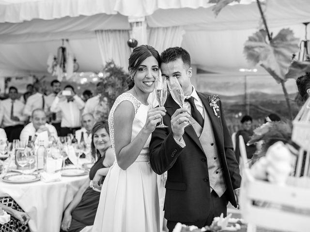 La boda de Gonzálo y Aitana en Laguardia, Álava 17