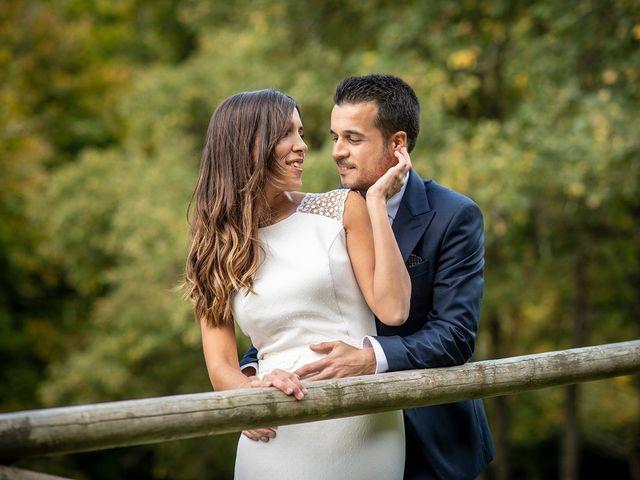 La boda de Gonzálo y Aitana en Laguardia, Álava 25