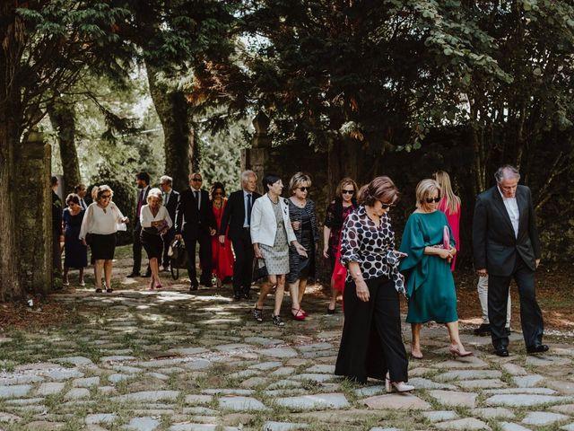 La boda de Jesús y Paula en Sergude (Buño), A Coruña 39