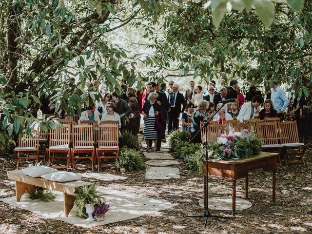 La boda de Jesús y Paula en Sergude (Buño), A Coruña 40