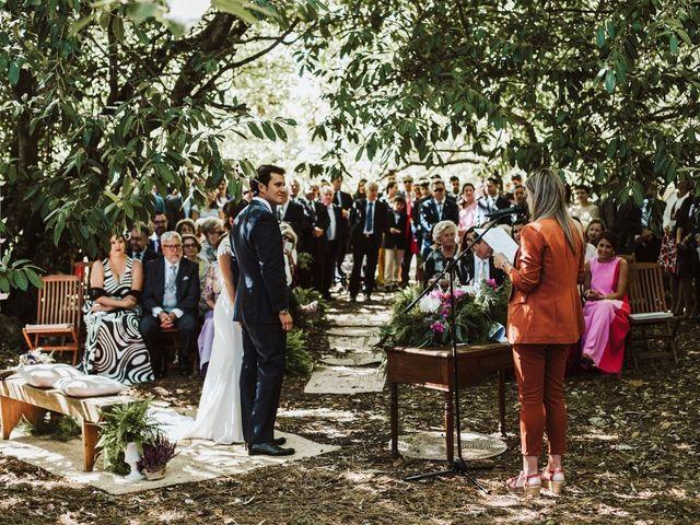 La boda de Jesús y Paula en Sergude (Buño), A Coruña 50