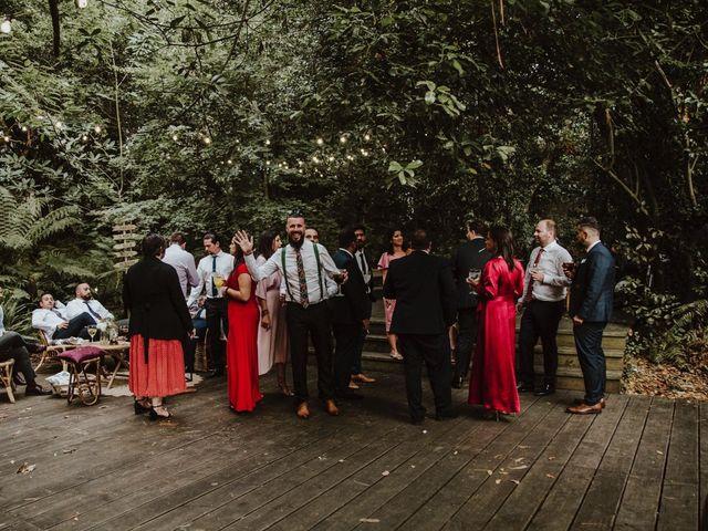La boda de Jesús y Paula en Sergude (Buño), A Coruña 87