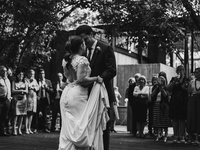 La boda de Jesús y Paula en Sergude (Buño), A Coruña 91