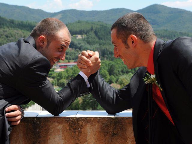 La boda de Jordi y Gloria en Pontos, Girona 8
