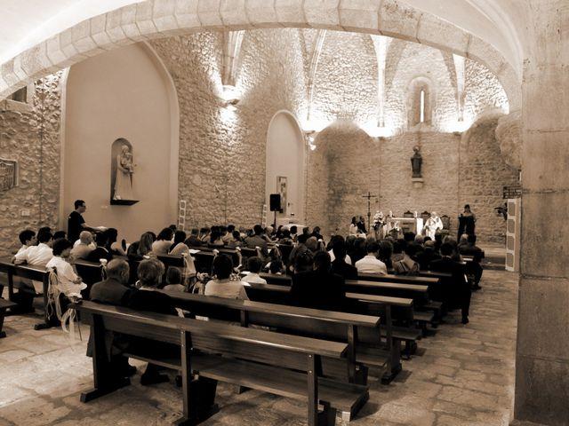 La boda de Jordi y Gloria en Pontos, Girona 12