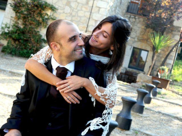 La boda de Jordi y Gloria en Pontos, Girona 19