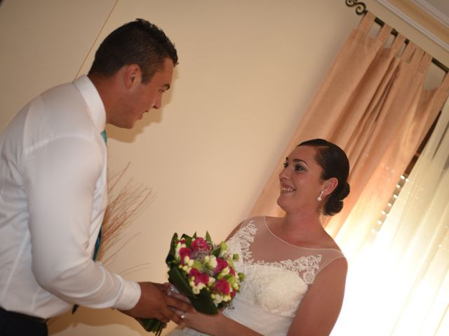 La boda de Pepi y Paco en Montejaque, Málaga 19