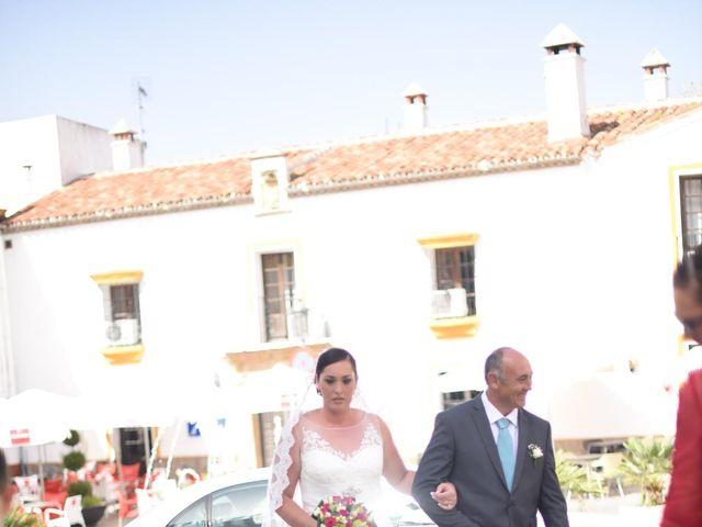 La boda de Pepi y Paco en Montejaque, Málaga 30