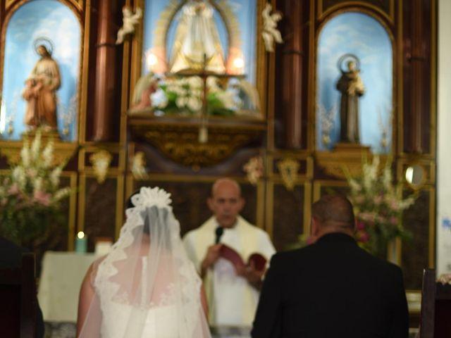 La boda de Pepi y Paco en Montejaque, Málaga 31