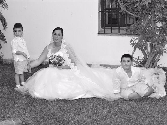 La boda de Pepi y Paco en Montejaque, Málaga 35