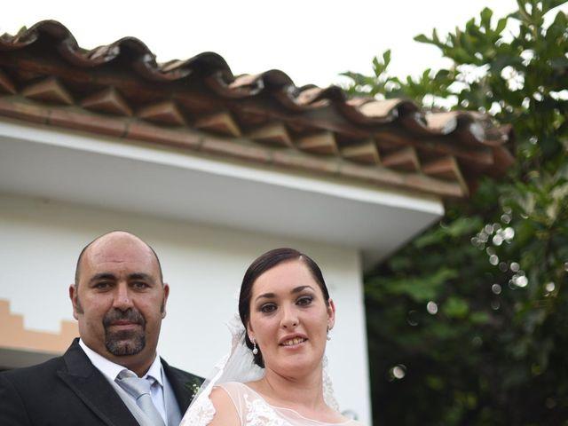 La boda de Pepi y Paco en Montejaque, Málaga 42