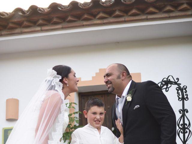 La boda de Pepi y Paco en Montejaque, Málaga 43