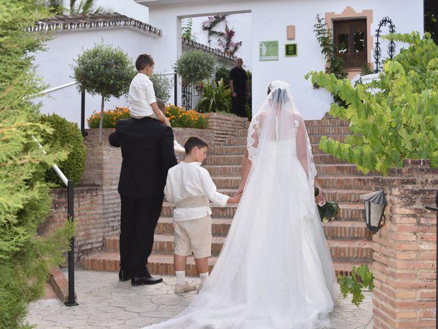 La boda de Pepi y Paco en Montejaque, Málaga 44