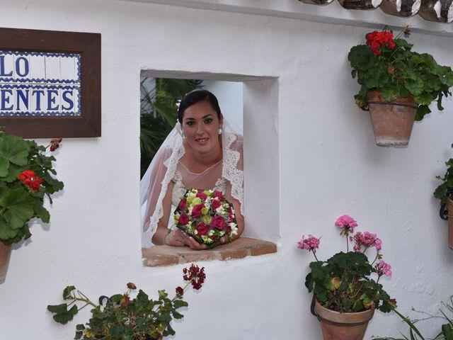 La boda de Pepi y Paco en Montejaque, Málaga 45