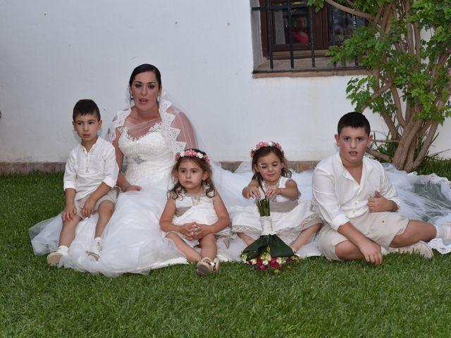 La boda de Pepi y Paco en Montejaque, Málaga 46