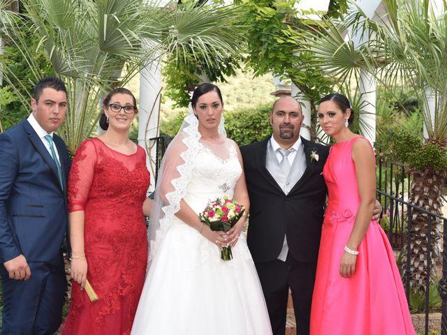 La boda de Pepi y Paco en Montejaque, Málaga 47