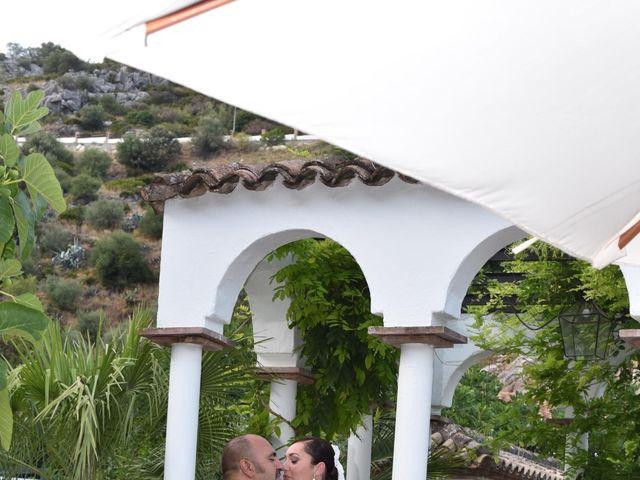 La boda de Pepi y Paco en Montejaque, Málaga 48