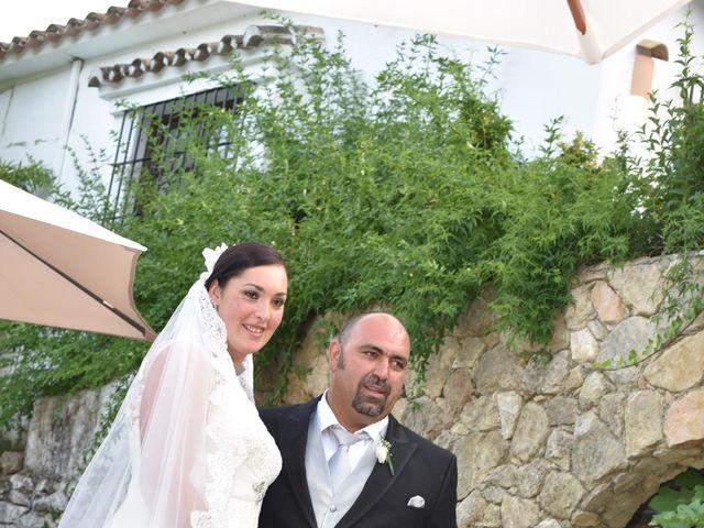 La boda de Pepi y Paco en Montejaque, Málaga 49