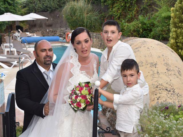 La boda de Pepi y Paco en Montejaque, Málaga 55