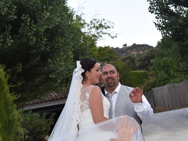 La boda de Pepi y Paco en Montejaque, Málaga 58