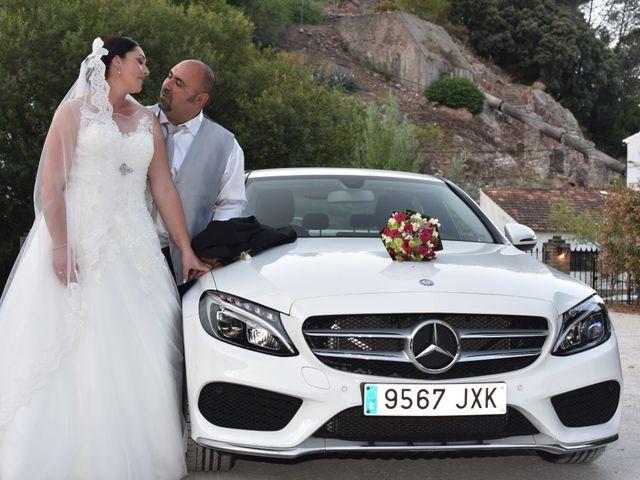 La boda de Pepi y Paco en Montejaque, Málaga 59