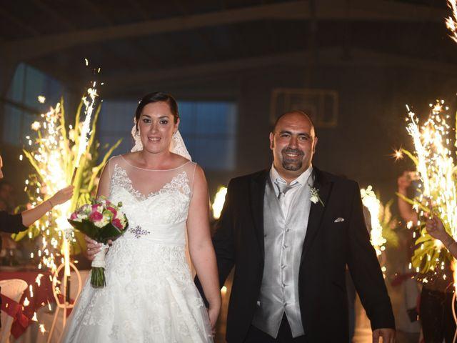 La boda de Pepi y Paco en Montejaque, Málaga 1