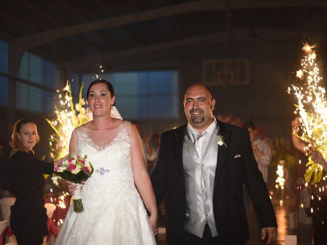 La boda de Pepi y Paco en Montejaque, Málaga 60