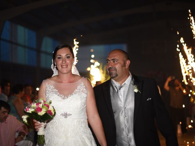La boda de Pepi y Paco en Montejaque, Málaga 61
