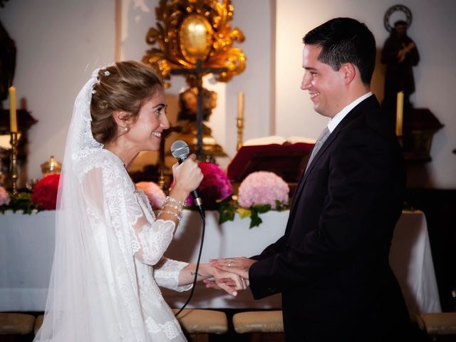 La boda de Julian y Pepi  en El Negralejo, Madrid 1