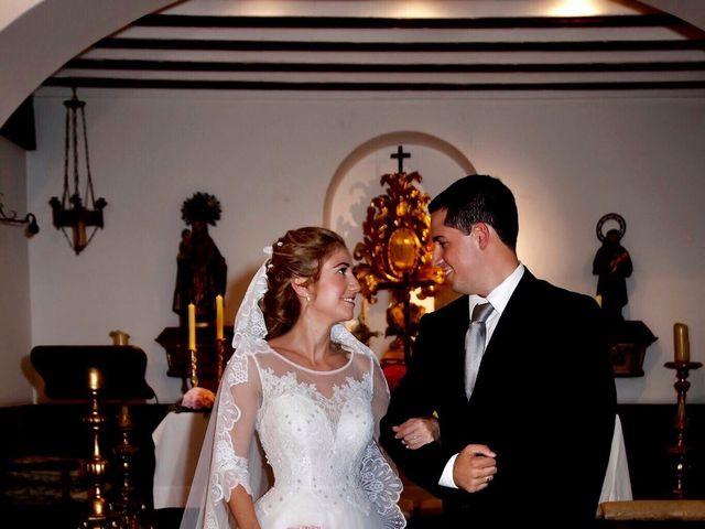 La boda de Julian y Pepi  en El Negralejo, Madrid 6