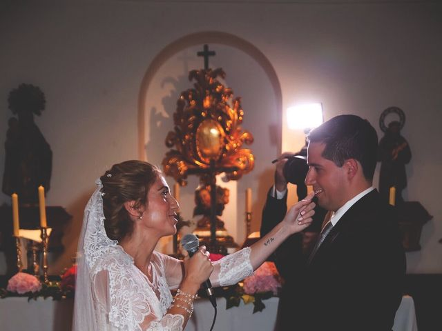 La boda de Julian y Pepi  en El Negralejo, Madrid 7